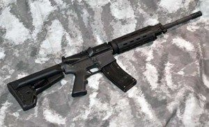 Colt Sporter with CMMG Dedicated .22 Upper Conversion Kit