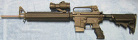 DPMS CMP22LR AR-15 22