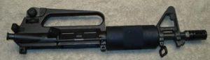 Kuehl Precision Firearms AR-15 22LR Upper
