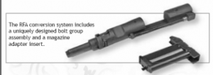 Olympic Arms Rimfire Adapter AR-15 22 Conversion Unit