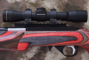 Leupold FX-I Rimfire 4x28mm Fine Duplex Scope https://rimfireworld.com
