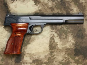 CLARK CUSTOM SMITH WESSON MODEL 41 www.rimfireworld.com