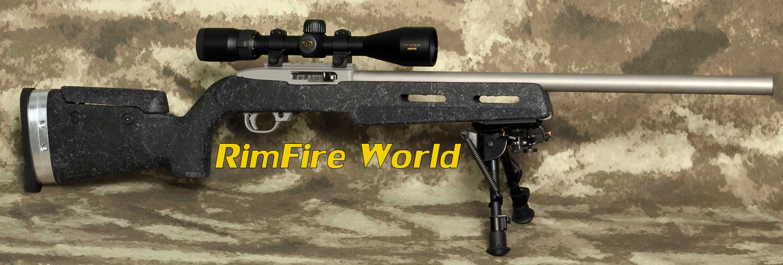 Clark Custom Ruger 10 22 Rimfire World