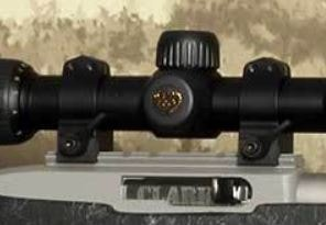 Warne Maxima QD Scope Rings
