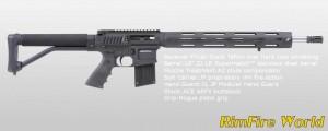 JP Rifles JP-22 CTR 02 Configuration 22lr AR15