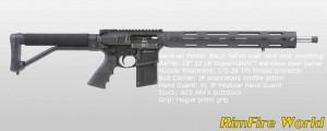 JP RiflesJP-22 PSC 11 Configuration 22lr AR15