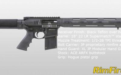 JP Rifles JP-22R 22 AR15 | JP 22 AR-15