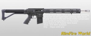 JP Rifles JP-22-SCR-11-Configuration 22lr AR15 - JP Rifles JP-22R 22 AR15