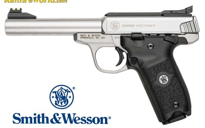 SMITH WESSON SW22 VICTORY TARGET PISTOL