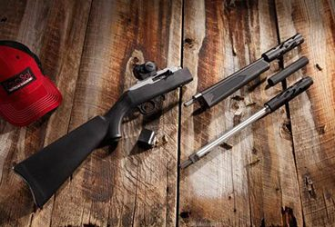 TACTICAL SOLUTIONS X-RING TAKEDOWN RIFLE