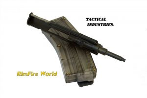 TACTICAL INDUSTRIES TARGET MASTER AR-15 22LR CONVERSION KIT