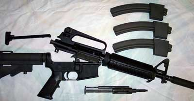 AR-15 22LR CONVERSION HISTORY