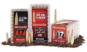 22 Magnum vs 17HMR Ammo