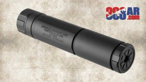 ADVANCED ARMAMENT HALCYON SUPPRESSOR .22LR QUICK DETACH