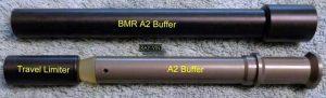 Full Length Buttstock A2 Buffer Configuration