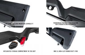 Magpul X-22 Backpacker Stock Features Continued