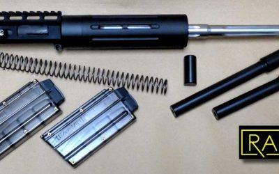 Brandes Magnum Rimfire 22 Magnum AR-15 Uppers