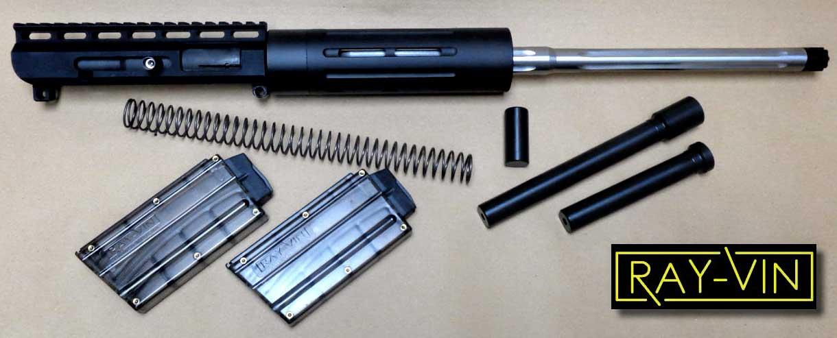 Ray-Vin Brandes Magnum Rimfire 22 Magnum AR-15 Uppers