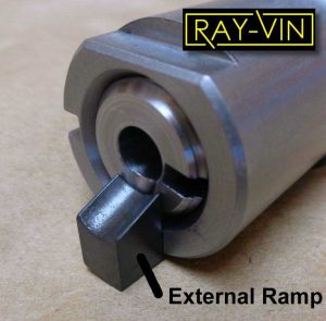 Ray-Vin Brandes Magnum Rimfire 22 Magnum AR-15 Uppers Barrel Feed Ramp