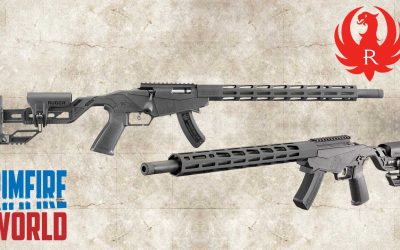 Ruger Precision Rimfire 22LR