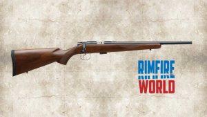 CZ 452 American Rifle