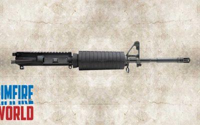 PSA AR-15 16″ .22 LR 1:16 NITRIDE UPPER COMPLETE