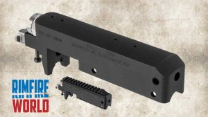 Brownells BRN-22 Ruger Compatible 10/22 Receivers