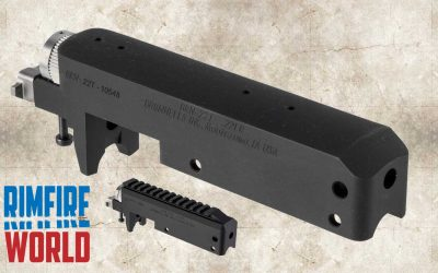 BROWNELLS BRN-22 STRIPPED RECEIVER FOR RUGER 10-22