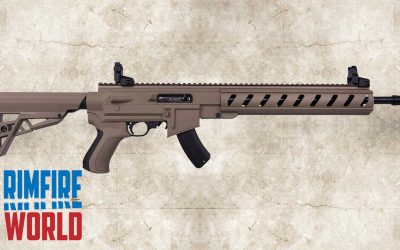 RUGER 10/22 TACTICAL ATI AR-22