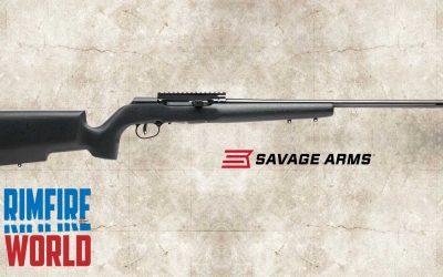 Savage Arms A22 Pro Varmint Rifle