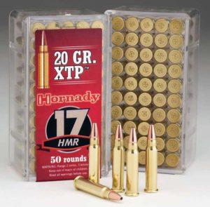 Hornady 17 HMR 20gr XTP
