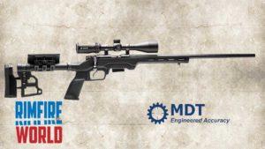 MDT LSS-RF GEN2 RIMFIRE CHASSIS SYSTEM