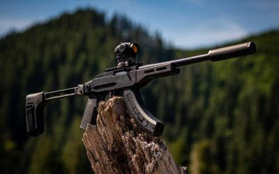 Enoch Odin 10/22 Chassis System