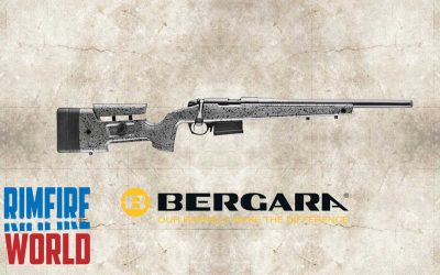 BERGARA B14R 22LR STEEL B14R001