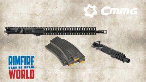 CMMG Banshee 22LR Upper AR-15 Receiver